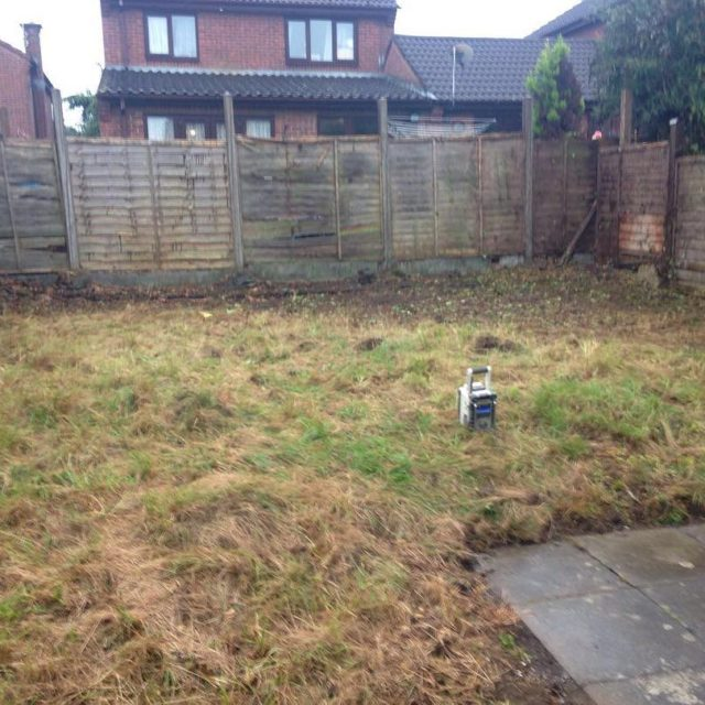 Before  perfect for rentals maintenance free outdoorspaces wwwdiamondpdcouk