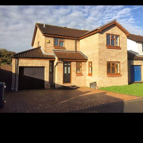 After pics of recent front two storey extension wwwdiamondpdcouk